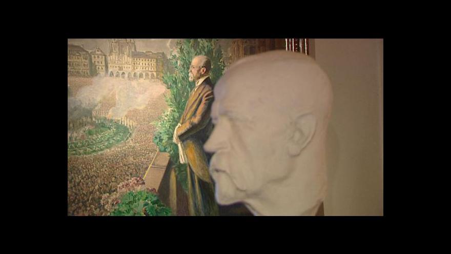 Video Lucie Rosí o 10 letech muzea TGM v Lánech