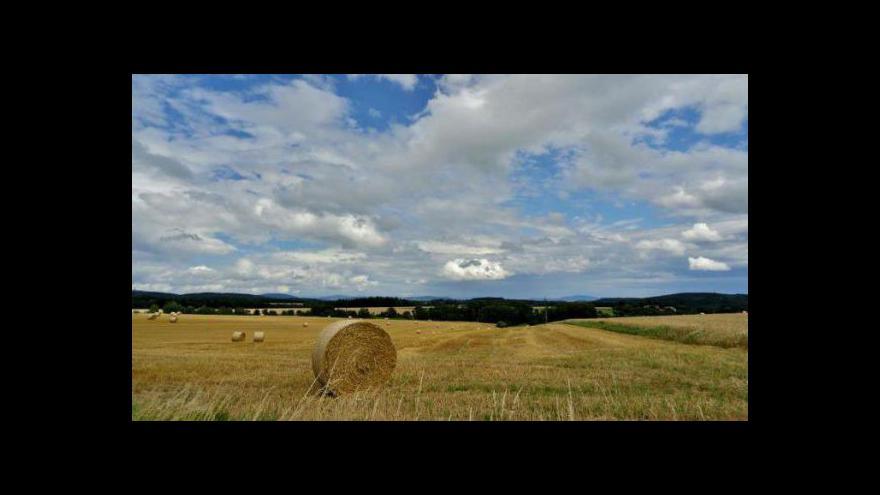 Video V Česku mizí orná půda