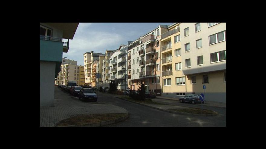 Video Řadě domů na Praze 4 hrozí zbourání