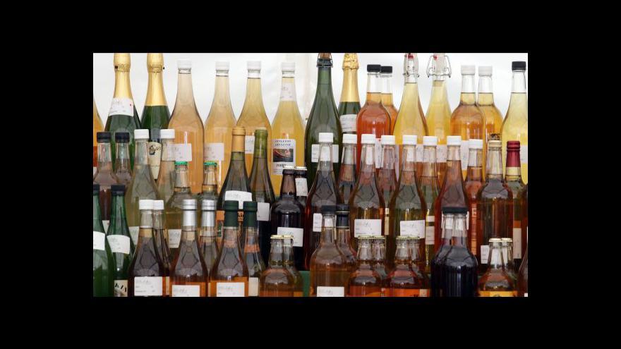 Video Prodejci alkoholu budou muset mít koncesi