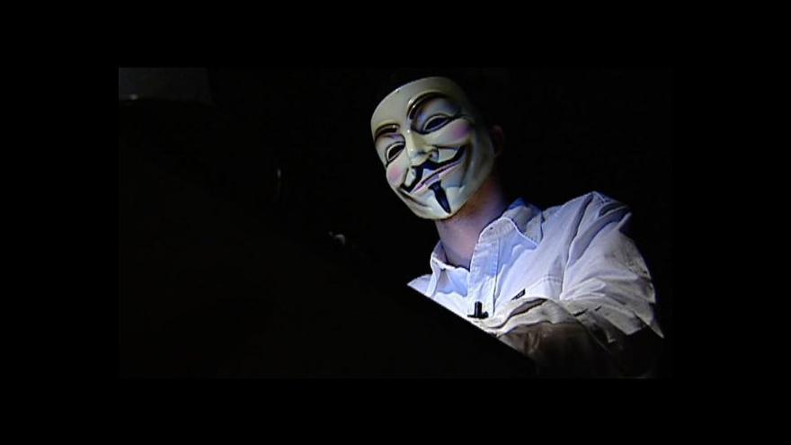 Video Útok hackerů na webové stránky českých bank tématem Studia ČT24