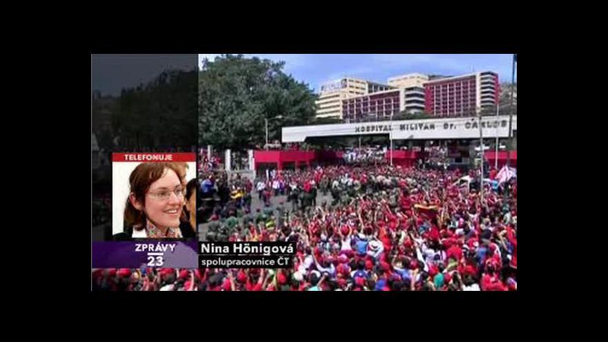 Video Telefonát s Ninou Hönigovou
