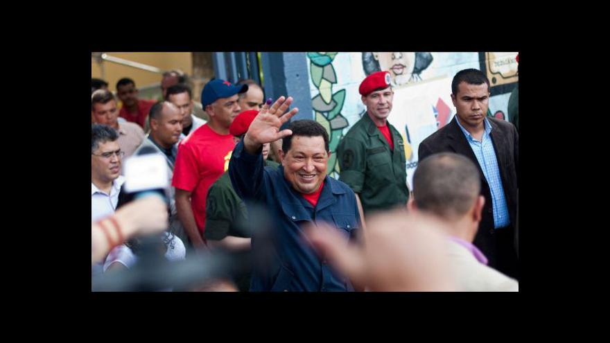Video Zahraniční tisk o smrti Cháveze