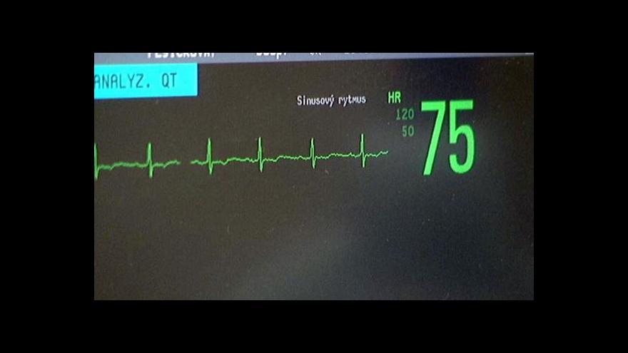 Video Reportáž o nových metodách léčby arytmií