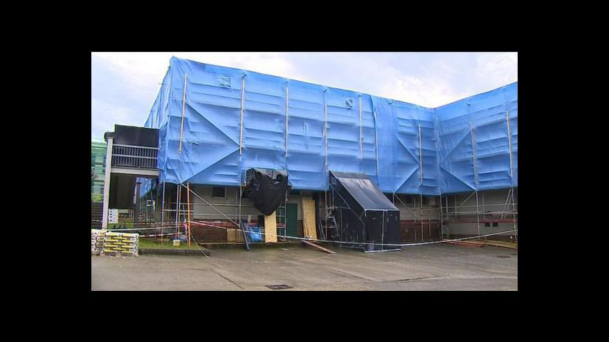 Video Rekonstrukce bytových domů tématem Ekonomiky ČT24