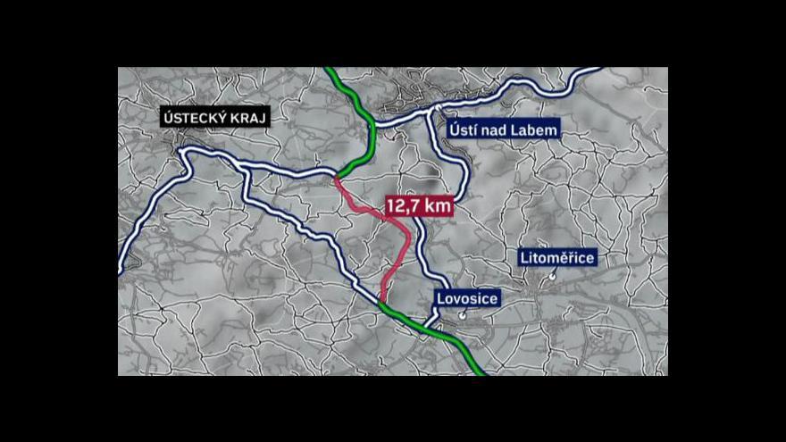 Video Petra Tachecí o kasační stížnosti na dostavbu dálnice D8