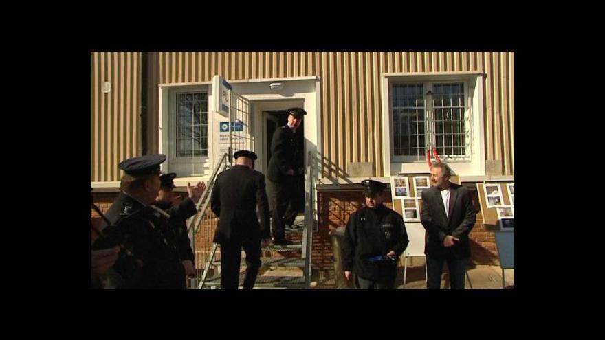 Video David Havlena o policejní stanici na Folmavě