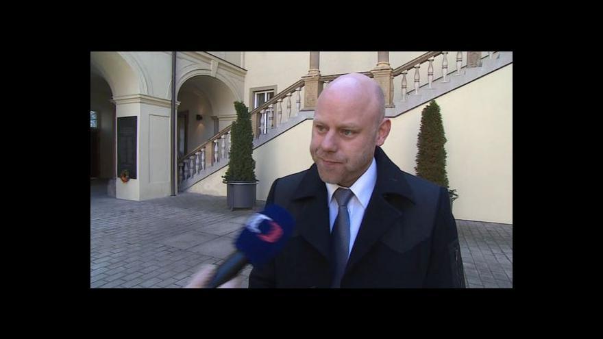 Video Hovoří místopředseda představenstva společnosti Jižní centrum Libor Šťástka
