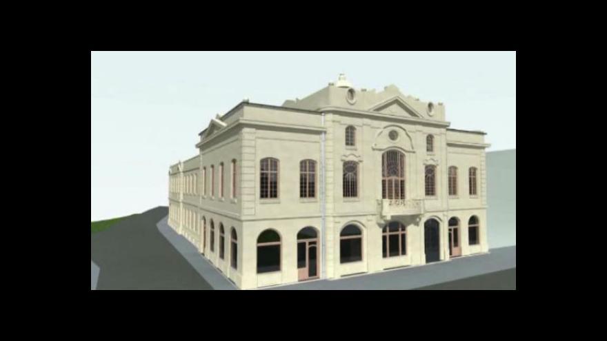 Video Rekonstrukce Národního domu v Bohumíně