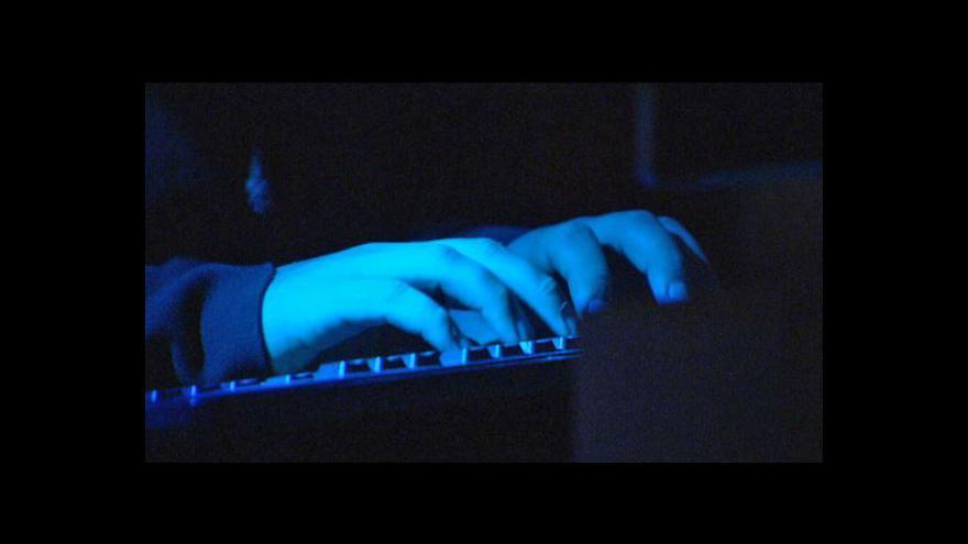 Video Hackeři útočí na české stránky