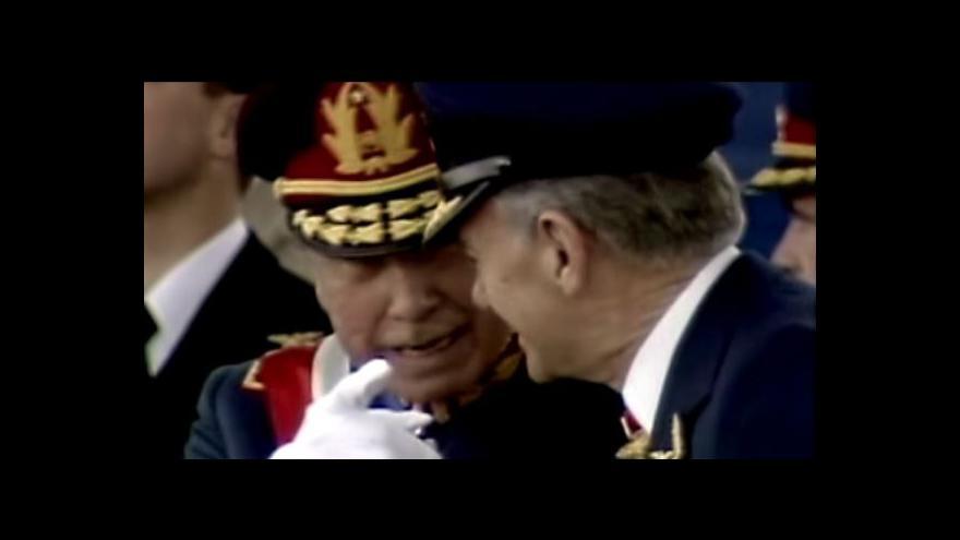 Video Začíná soud se členy bývalé argentinské junty