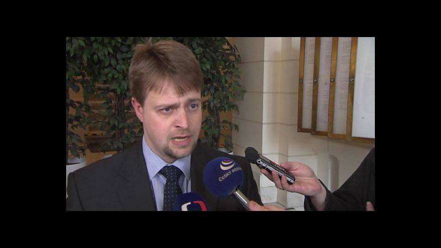 Video Brífink generálního sekretáře ÚS o církevních restitucích