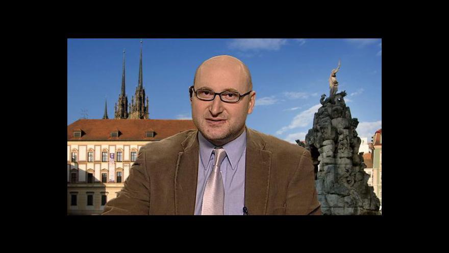 Video Rozhovor s Lubomírem Kopečkem
