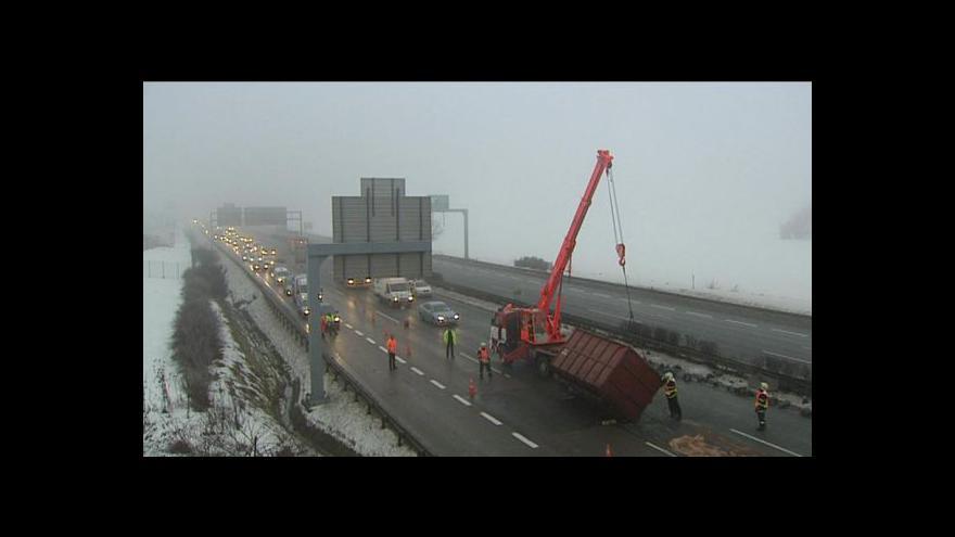 Video Odtahy na dálnicích