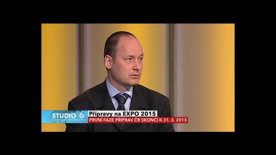 Video Rozhovor s Jiřím F. Potužníkem