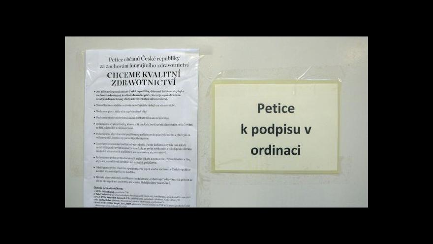 Video Situace v Nemocnici Olomouc