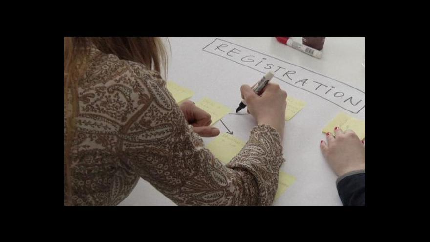 Video Reportáž Edity Valentové
