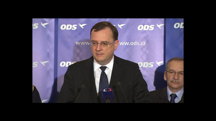 Video TK Výkonné rady ODS