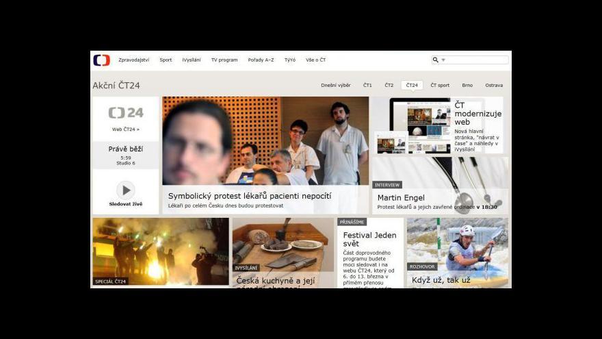 Video iVysílání: Nové funkce přehrávače