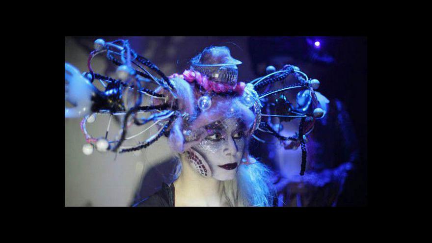 Video Festival ženské akrobacie Fun Fatale
