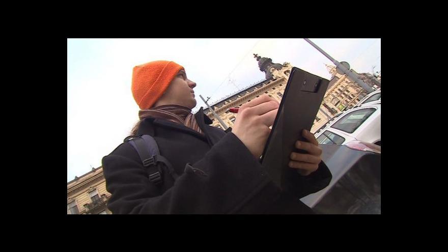 Video No comment: Průzkumníci počítají cestující v brněnské dopravě