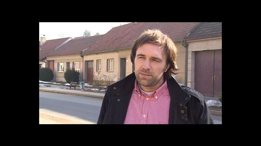 Video O zásadách hovoří starosta Ostopovic Jan Symon (nez.)