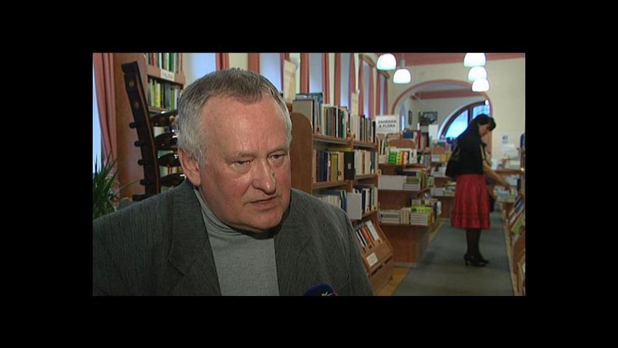 Video Rozhovor s religionistou Ivanem Štampachem