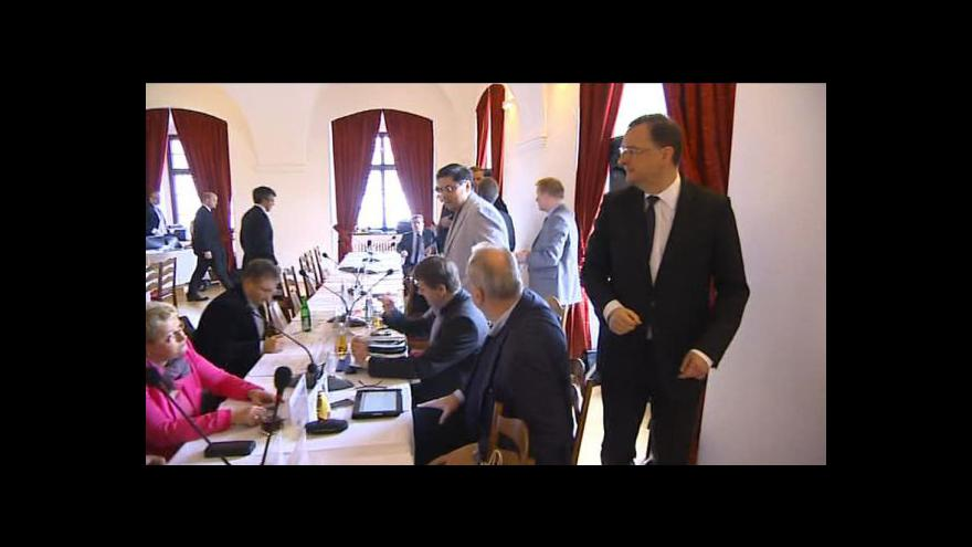 Video Reportáž Blanky Poulové a Vladimíra Keblúška