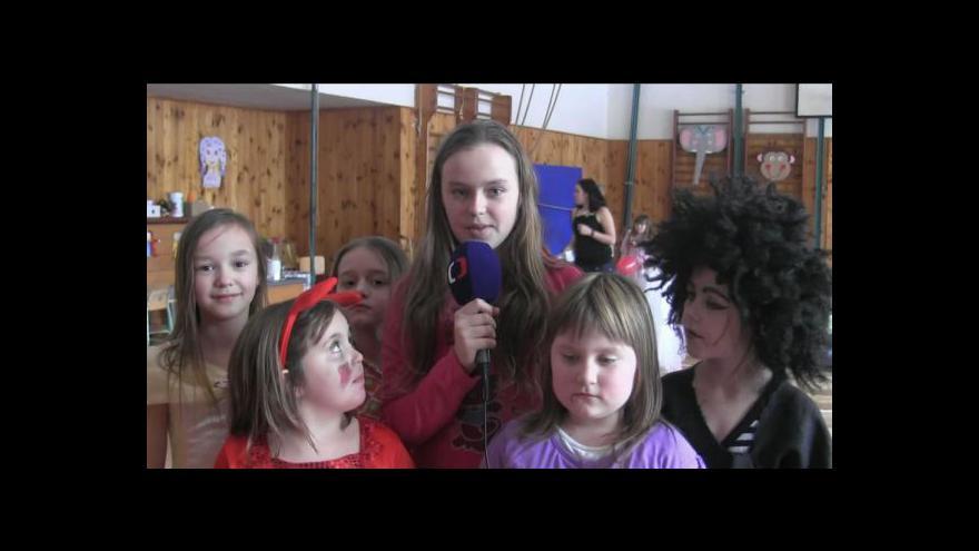 Video Reportáž Martiny Krejčíkové