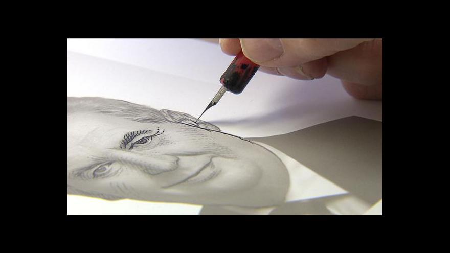 Video Podívejte se, jak vzniká prezidentská známka