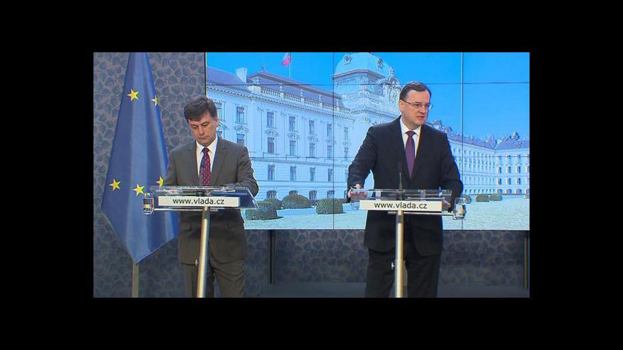 Video Reportáž Zuzany Tvarůžkové a Petra Vaška