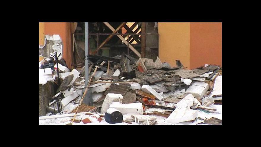 Video Frenštát se loučí s oběťmi