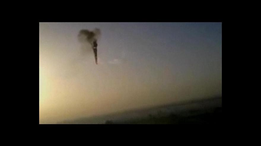 Video Turisté natočili nehodu balonu