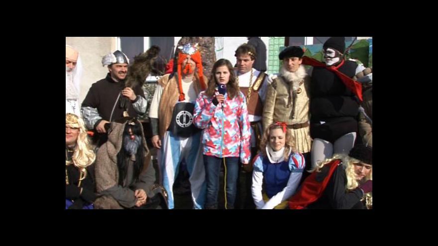 Video Reportáž Anny Doležalové