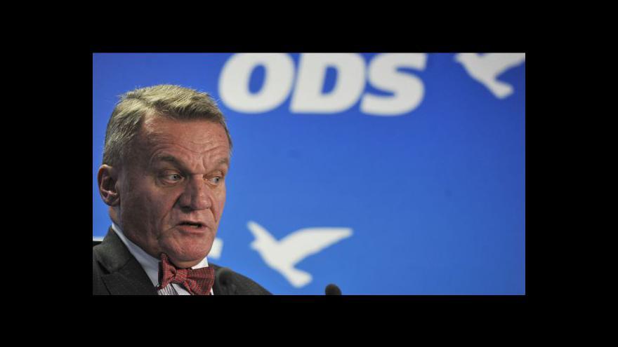 Video Pražskou koalici čeká dohodovací řízení