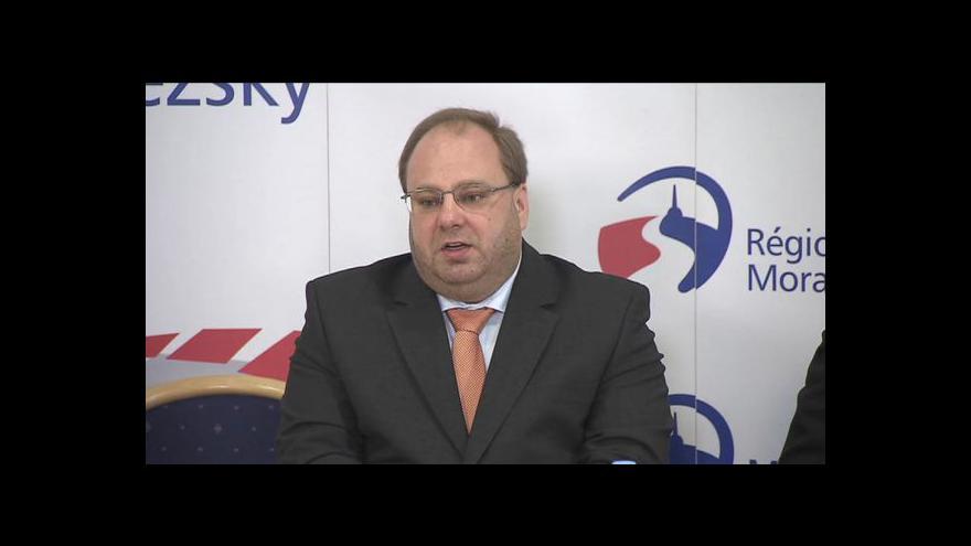 Video Brífink Moravskoslezského kraje