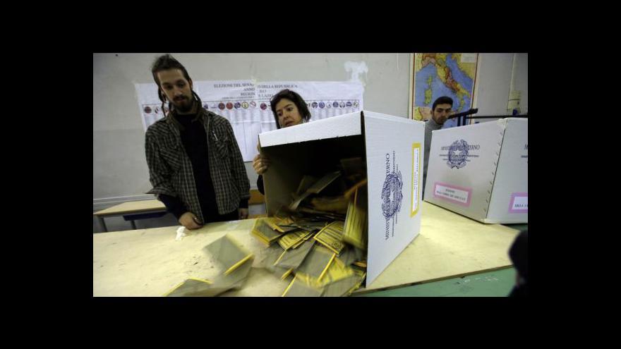 Video Čekají Itálii další volby?