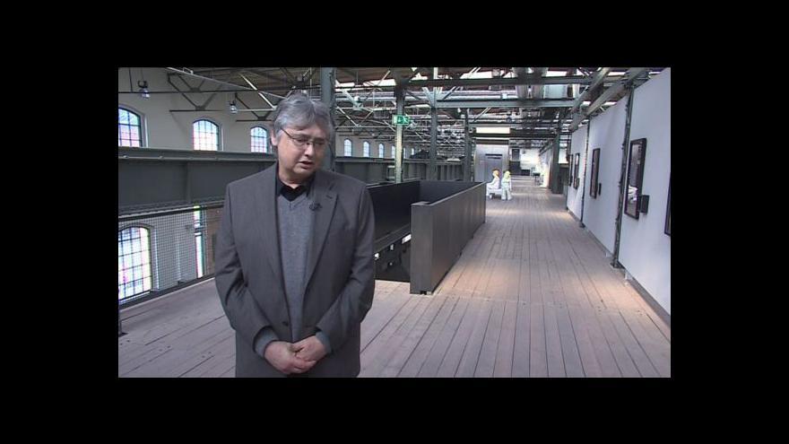 Video Hovoří umělecký ředitel Wannieck gallery Richard Adam
