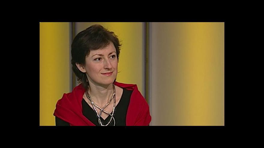 Video Lenka Eckertová ve Studiu 6 o ochraně dětí na internetu