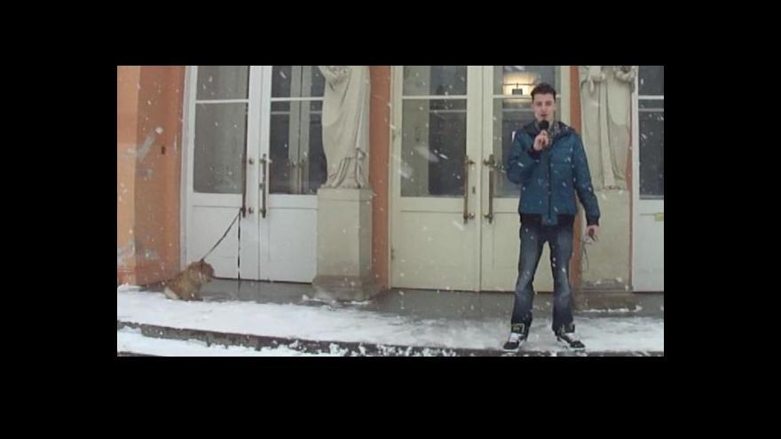 Video Reportáž Miroslava Krupici
