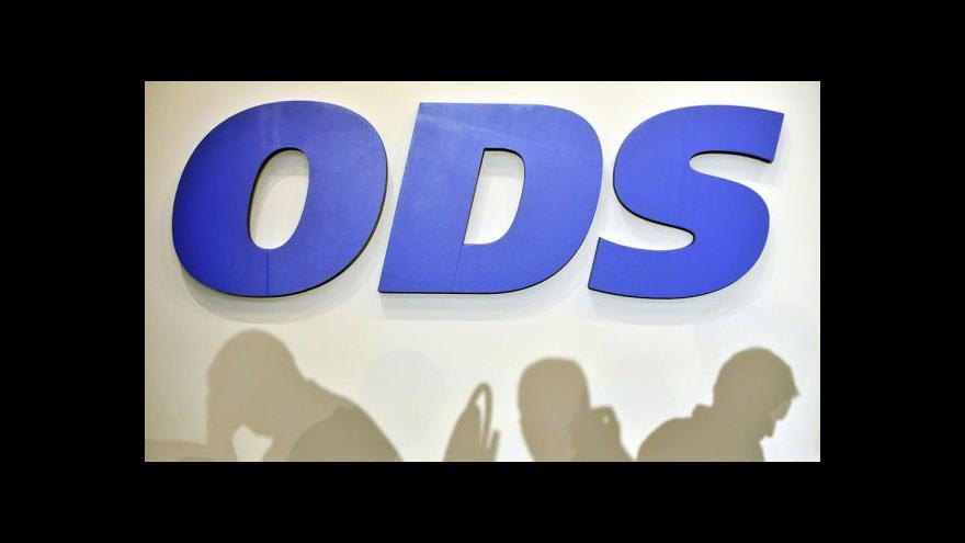 Video Situace v ODS tématem Událostí