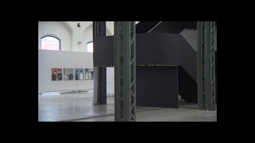 Video Profesor výtvarných umění FAVU Radek Horáček o významu galerie