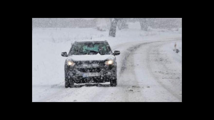 Video Sníh a údržba silnic