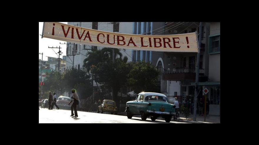 Video Znovuzvolení Raúla Castra