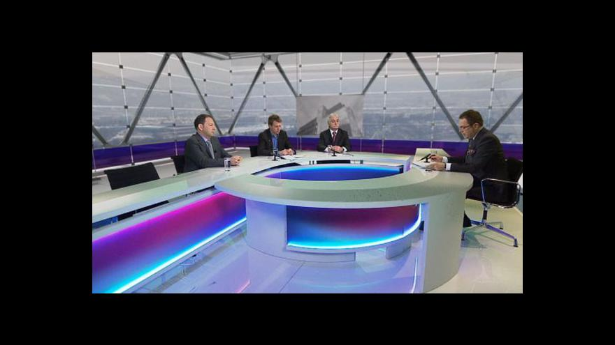 Video Otázky Václava Moravce k ČEZu