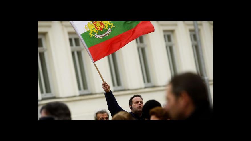 Video V Bulharsku bude v neděli protestovat až 200 tisíc lidí