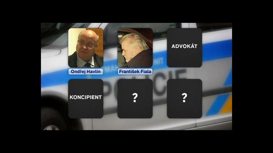 Video Policie obvinila šest lidí kvůli korupci
