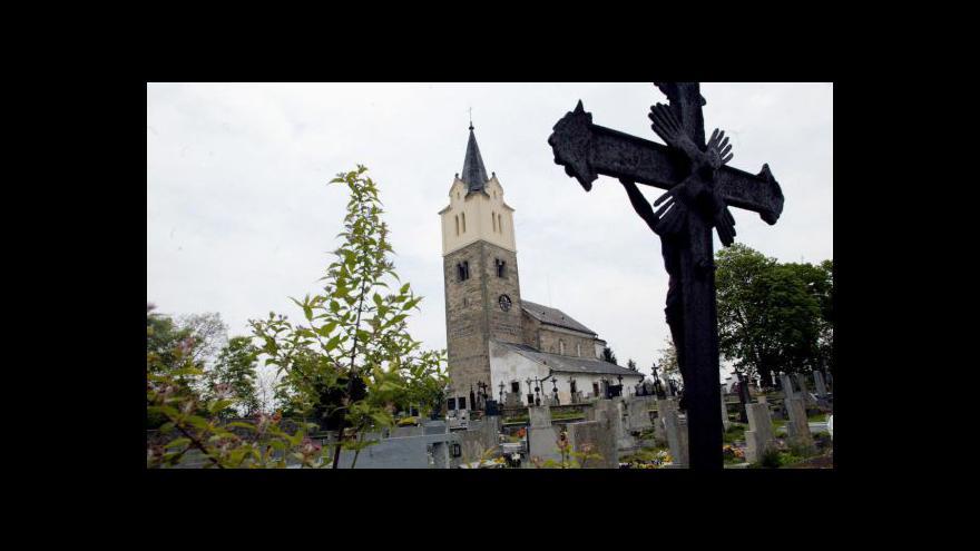 Video Církevní restituce tématem Událostí, komentářů