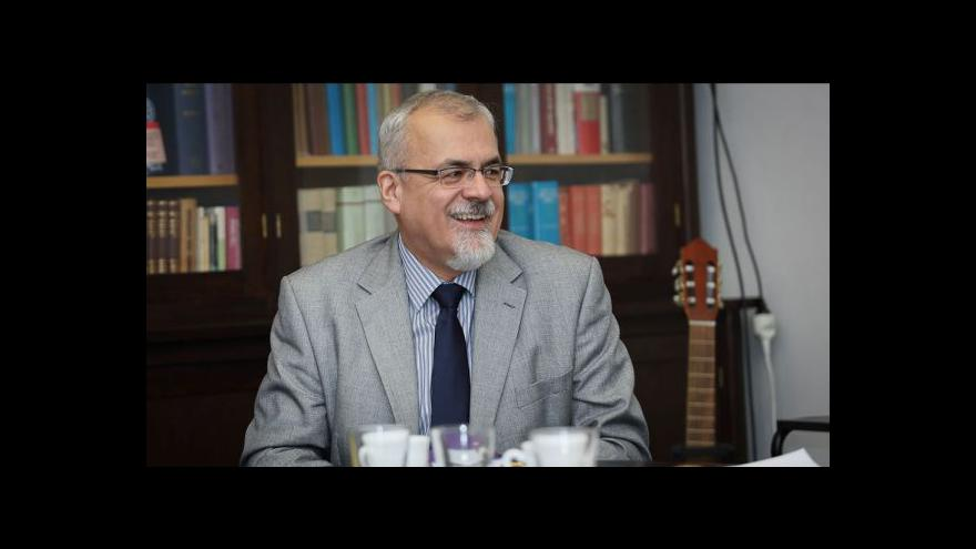 Video Rozhovor s J. Rumlem