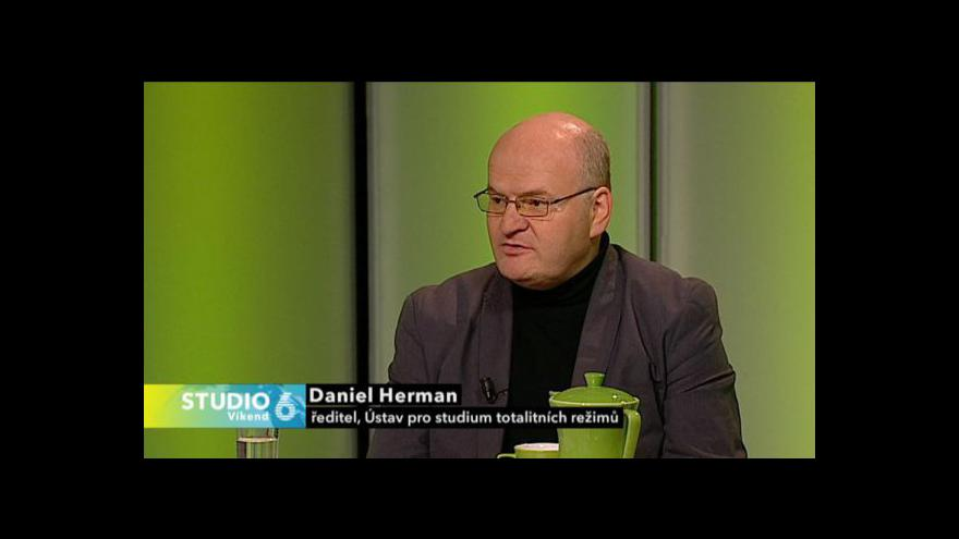 Video Rozhovor s Danielem Hermanem